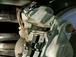 Electronic Brake Pad Indicator Sensor