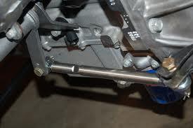 Mechanical Shift Linkage