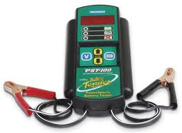 Inductance Battery Tester