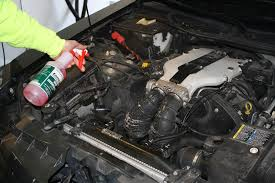 spray on engine cleaners