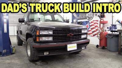 Truck Build Intro 400