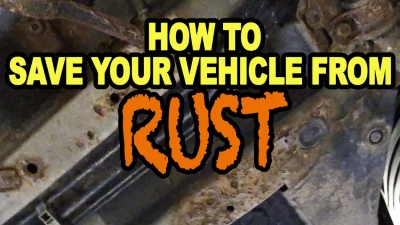 How To Save Your Vehicle From Rust 400