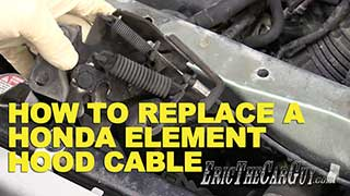 Element Hood Cable