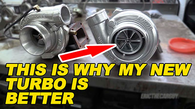 This is Why My New Turbo is Better 400