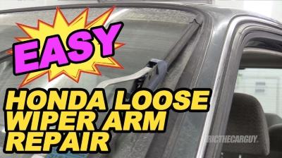 Honda Loose Wiper Repair 400