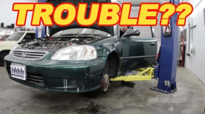 Trouble Bleeding Brakes 400