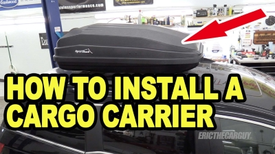 How To Install a Cargo Carrier 400