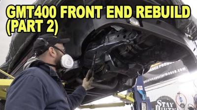 GMT400 Front End Rebuild Part 2 400
