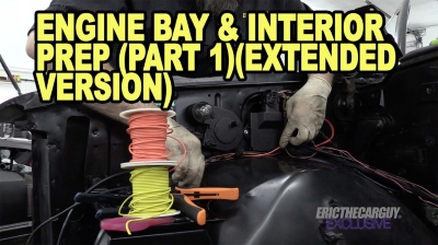 Engine Bay Prep Part 1Extended Version 400