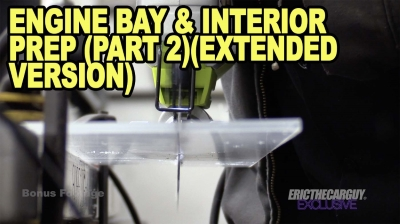 Engine Bay Prep Part 2Extended Version 400